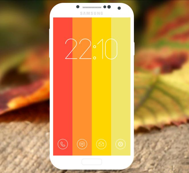 10 Free Android Lockscreens UI Kits