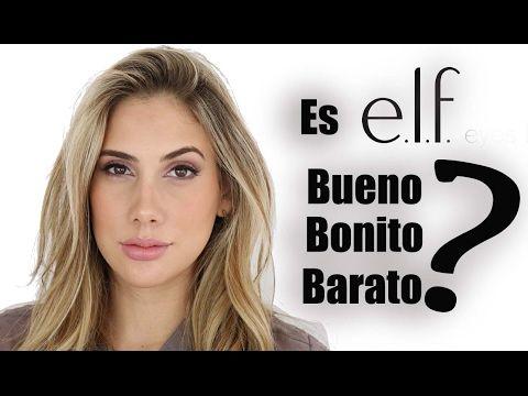 Maquillaje completo con ELF , Carolina Ortiz - YouTube