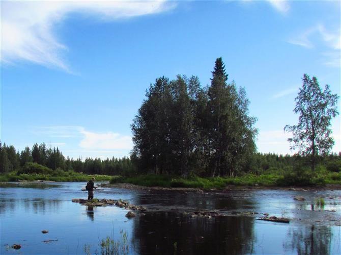 Angeln - Finnland Rundreisen - Saija Lodge