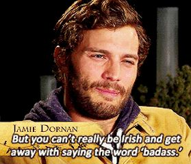 He's Irish. | 17 Things To Know About Jamie Dornan, Your New Christian Grey