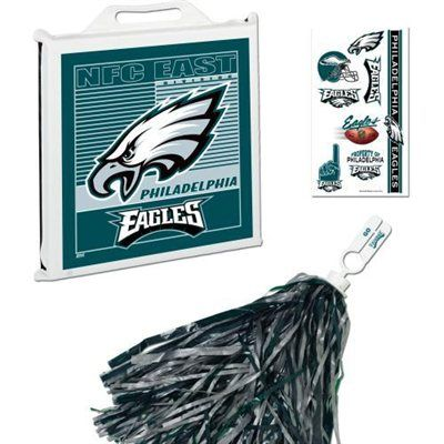 WinCraft Philadelphia Eagles Game Day Bundle