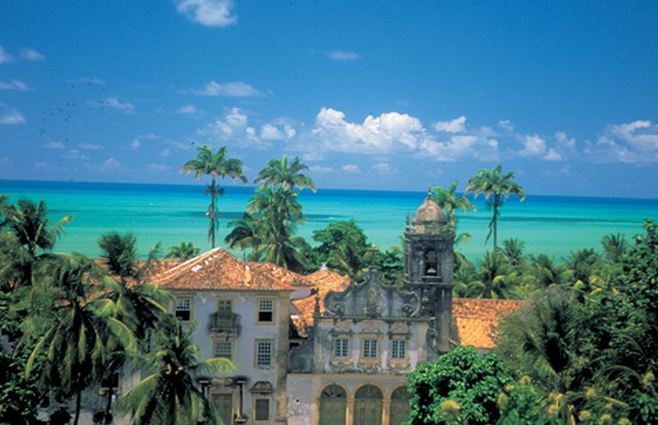 Best places to visit in #Brazil: Olinda, Pernambuco. The photo speaks for itself!