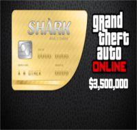 Reward: Grand Theft Auto V Whale Shark Cash Card $3,500,000 EvoBay