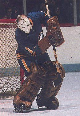 Roger Crozier Buffalo Sabres
