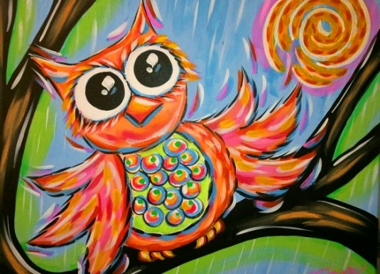 123 best images about paintings birds owls roosters on for Painting with a twist greenville tx