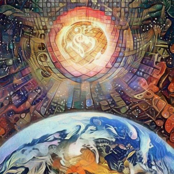 'The Study of Vibration' - album art I did for the band @Wobology #wobology #vibration #reggaeton #reggae #dub #reggaedub #electronic #musicians #animation #soulmusic #soulful #lovemusic #jungleeye #coverart #digitalart #collageart #musiclove #electro #electrodub