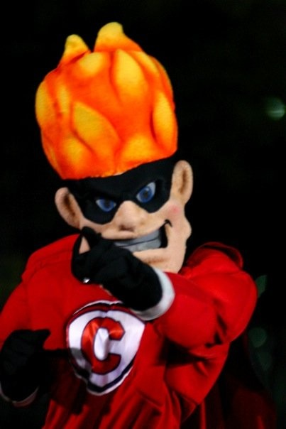 Carthage Torchie (Carthage College's Mascot)