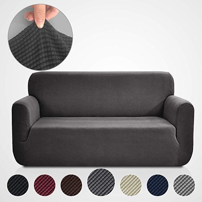 Rose Home Fashion Rhf Jacquard Stretch Sofa Cover Slipcover For Leather Couch Polyester Spandex Sofa Slipc Slip Covers Couch Couch Covers Leather Couch Covers