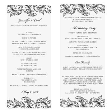 programs for wedding ceremony template - the 25 best ideas about wedding ceremony outline on
