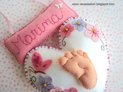 Vanessa Biali: Pezinho de bebê e vida nova!
