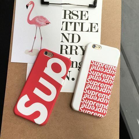 欧米風のシュプリームiPhone 7plus/7ケース シンプル 安いのペアsupremeアイフォン6/6sケース  メンズ レディース 後払いもできる