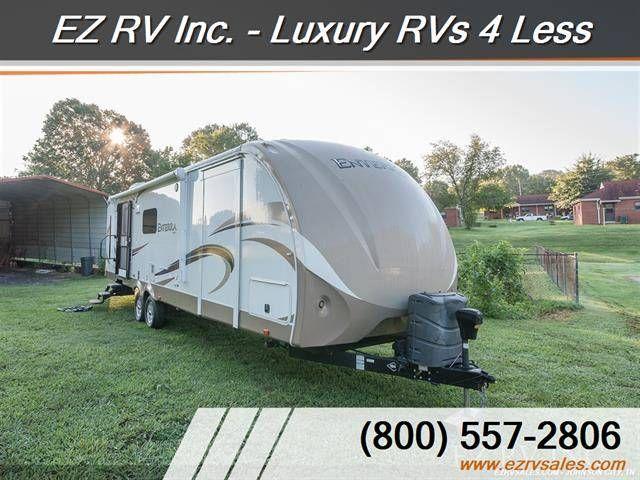 2013 Cruiser RV Enterra, Travel Trailers RV For Sale in Johnson City, Tennessee | EZ RV Sales 10156 | RVT.com - 152668
