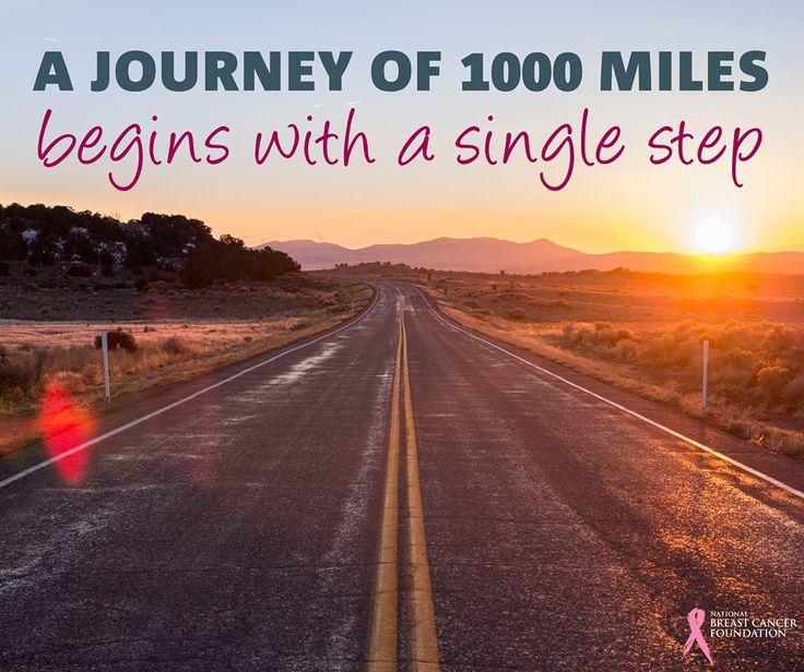 Take that first step #MotivationalMonday #motivational #journey