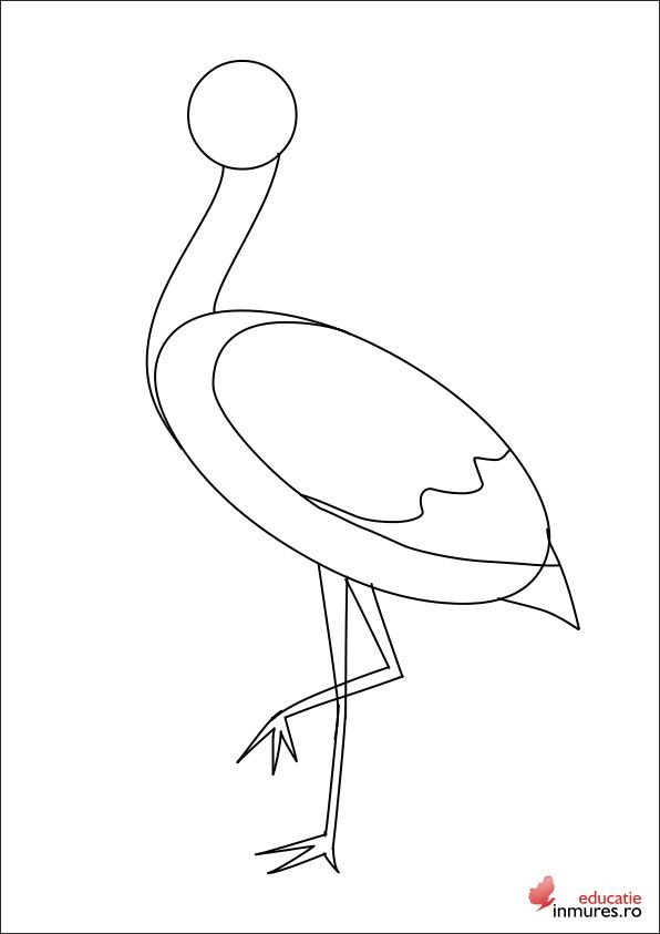 Îi desenăm și aripile...