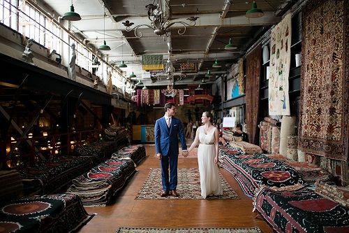 30 Amazing Venues for Your Non-Country Club Wedding in Philadelphia (via Racked Philly)