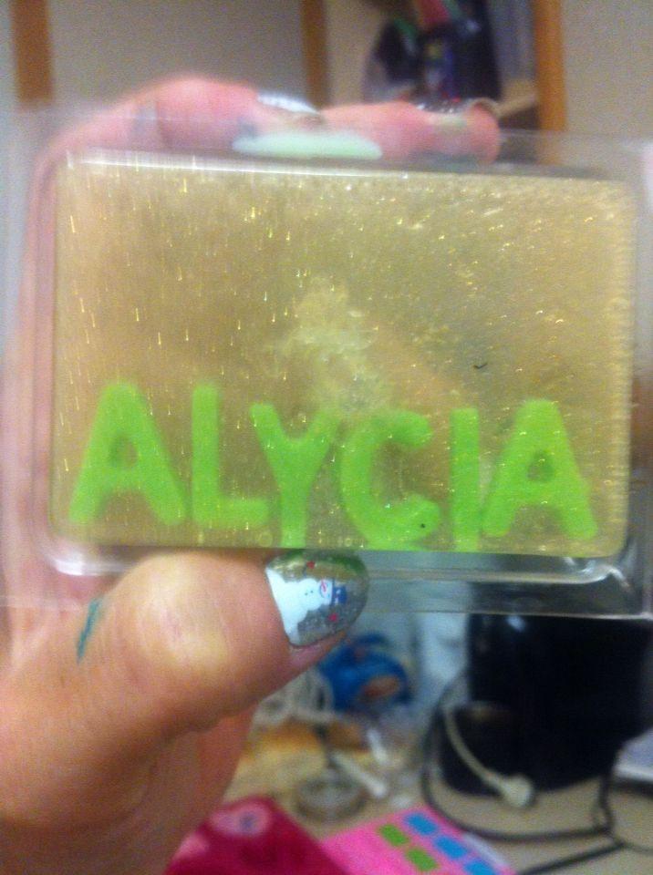 Name soaps