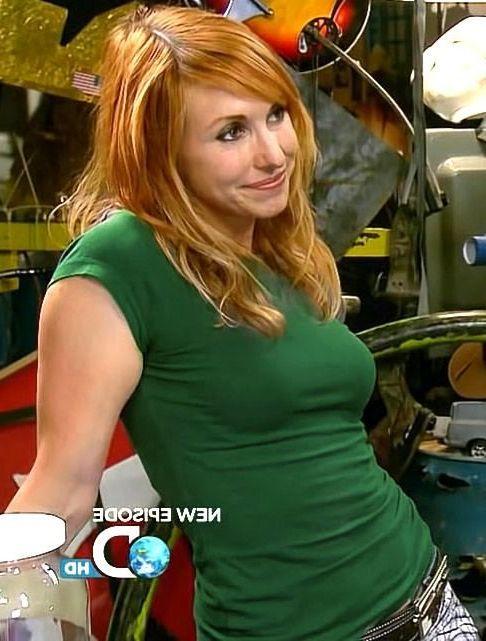 Sexy Elizabeth Kari Byron Discovery Channel Mythbusters -8712