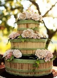 torta nuziale vintage -