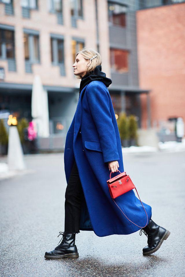 Oslo Runway Street Style Fashion Week