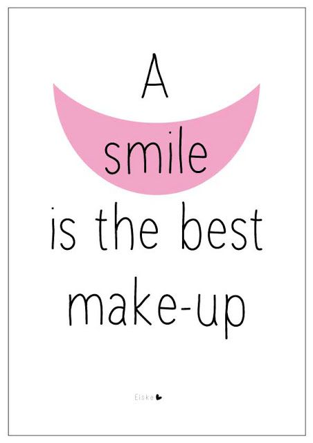 A smile is the best make-up | Elske | www.elskeleenstra.nl