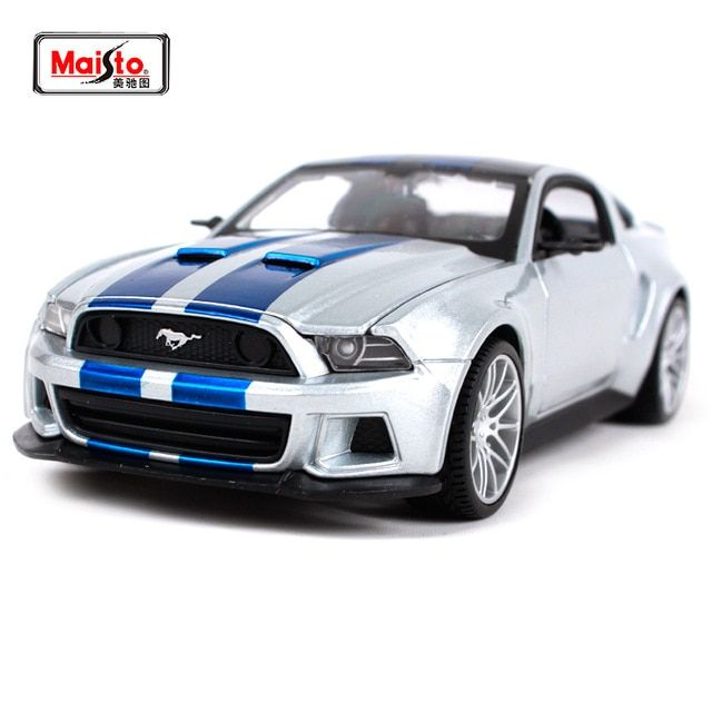 Maisto 1 24 Need For Speed 2014 Ford Mustang Gt 5 0 Diecast Model Racing Car Toy New In Box 32361 Review 2014 Ford Mustang Mustang Gt Ford Mustang Gt