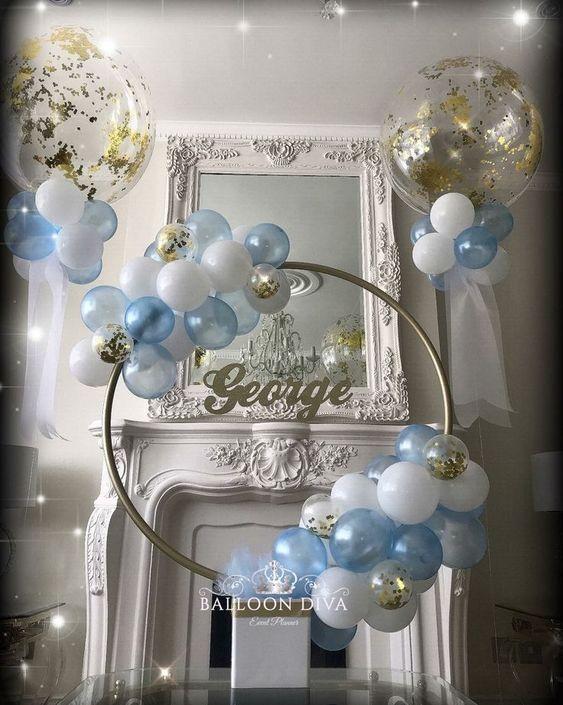 Moderne Baby Shower Dekorationen! Wie macht man Sock Rose Bouquets!