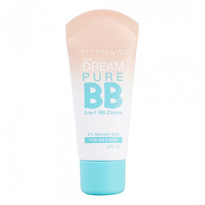Dream Pure BB Cream is our first anti-imperfection BB that instantly corrects and perfects. Its ultra gentle water based formula isinfused with salicylic acid to clear imperfections and detoxify the skin. The 1-step wonder for healthy skin today, clearer skintomorrow. For oily-combination skin.
