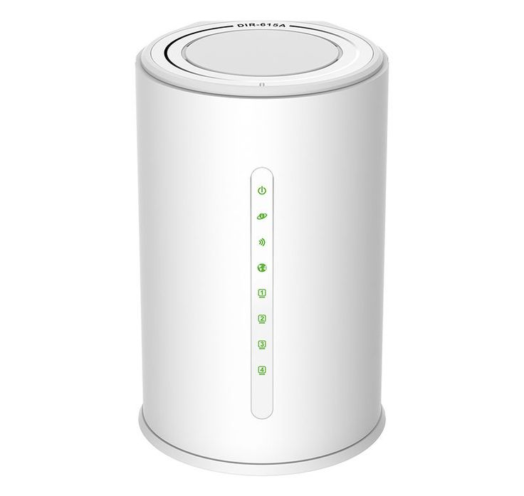 Wireless Router D-Link DIR-615A N300 Home Network WiFi WPS 300Mbps New Sealed! #DLink