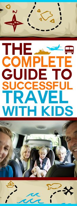 ...from a mom who's done it a hundred times! GREAT ideas for those of you with kids :)
