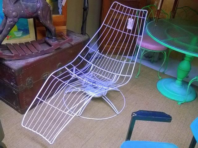 How and Where to Find Cheap Outdoor Furniture: Cheap Patio Furniture: Thrift, Antique, and Architectural Salvage Stores
