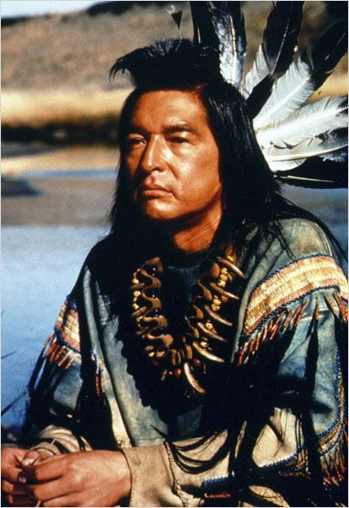 Graham Greene (Kicking Bird) in Dances with Wolves