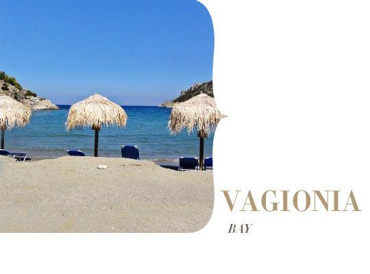 Relaxing beaches...