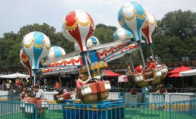 Summer Fair Coney Island Hours