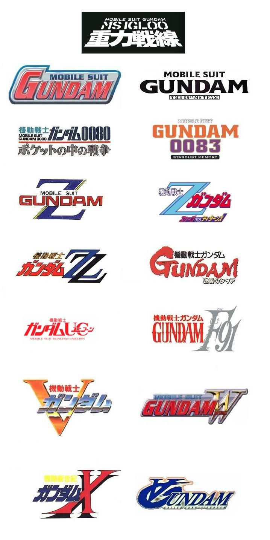 GundamLogos.jpg (718×1433)