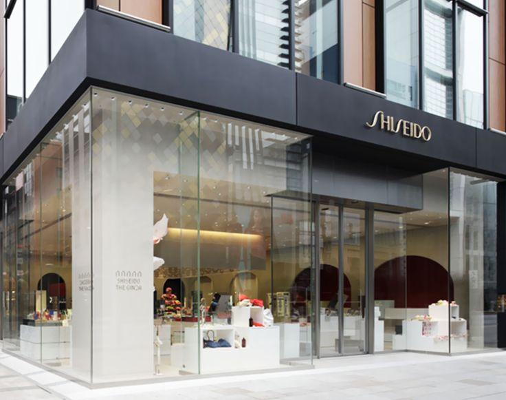 """2011: apre """"SHISEIDO Ginza"""", un concept store totalmente dedicato alla #bellezza."""