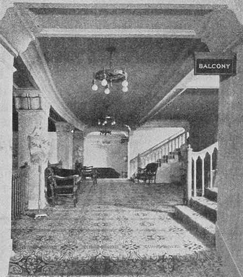 """The Texas Theatre in Oak Cliff  — which opened in April, 1931 — was the first movie theater in Dallas built expressly to show movies with sound. It was also the largest """"suburban"""" theater in the Dallas area — only downtown's first-run Majestic and Palace theaters were larger. Photo is of the theater's original """"Venetian-style"""" interior"""