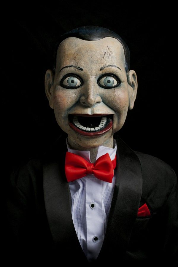 billy the puppet dead silence