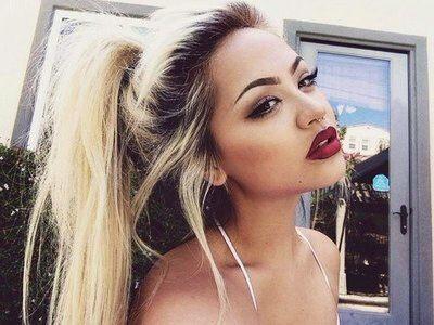 Make-up inspiratie: rode lippen | kapsels 2015-korte kapsels 2015 2016 - haarkleuren - kapsels voor dames - mannenkapsels - kinderkapsels - communiekapsels - bruidskapsels - online - modetrends 2015