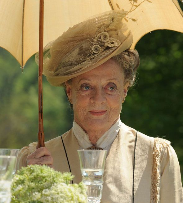 Dame Maggie Smith has won a Emmy for her portrayal of the Dowager Countess Violet Grantham in Downton Abbey. Here are some of her best lines:-