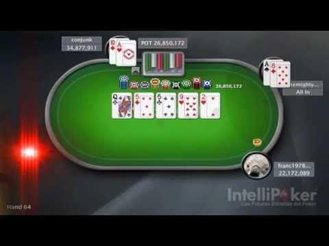 Online Poker Show: Sunday Million en español - 8 de julio de 2012 -   Quieres ver todos los videos del Sunday Million en español? visita http://www.intellipoker.es Te presentamos el vídeo del Sunday Mi... -  #Casino #CassinoDigital #cassinodigital.com #Poker
