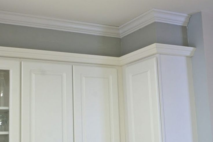 Best 25+ Crown Molding Kitchen Ideas On Pinterest