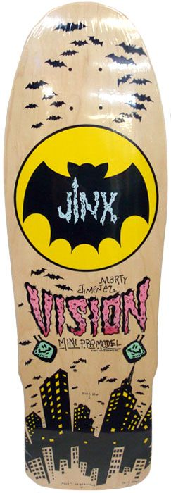 Vision Jinx Mini vintage Skateboard