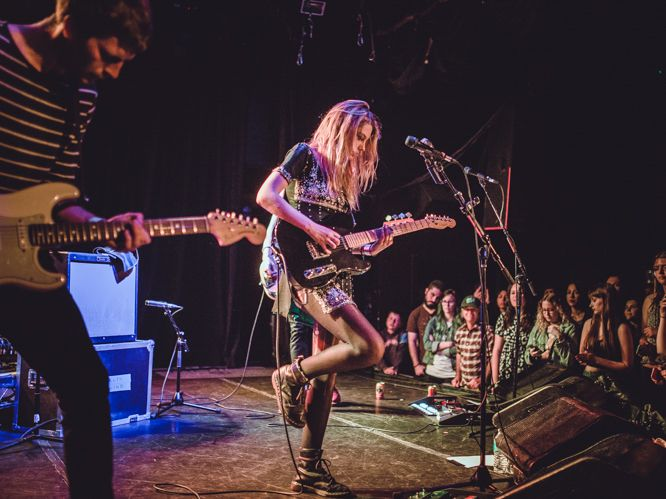 20 photos of Wolf Alice at The Roxy in LA | Gigwise