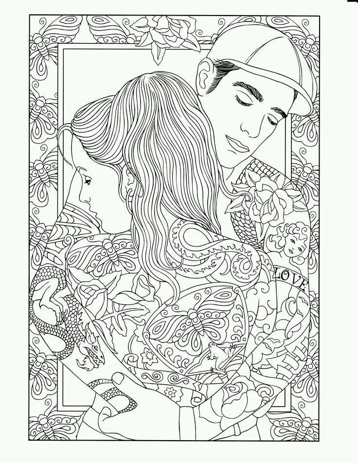 Mejores 51 imágenes de tatoo en Pinterest   Páginas para colorear ...