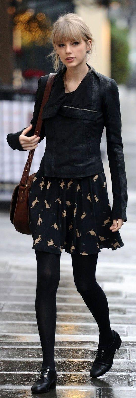 OUTFIT DEL DÍA: Look con falda estampada