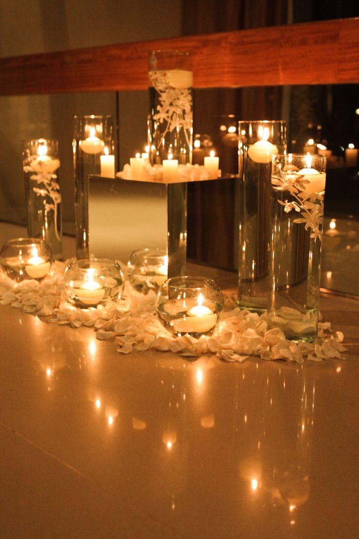 Velas Iluminación Velas mesa Velas piso