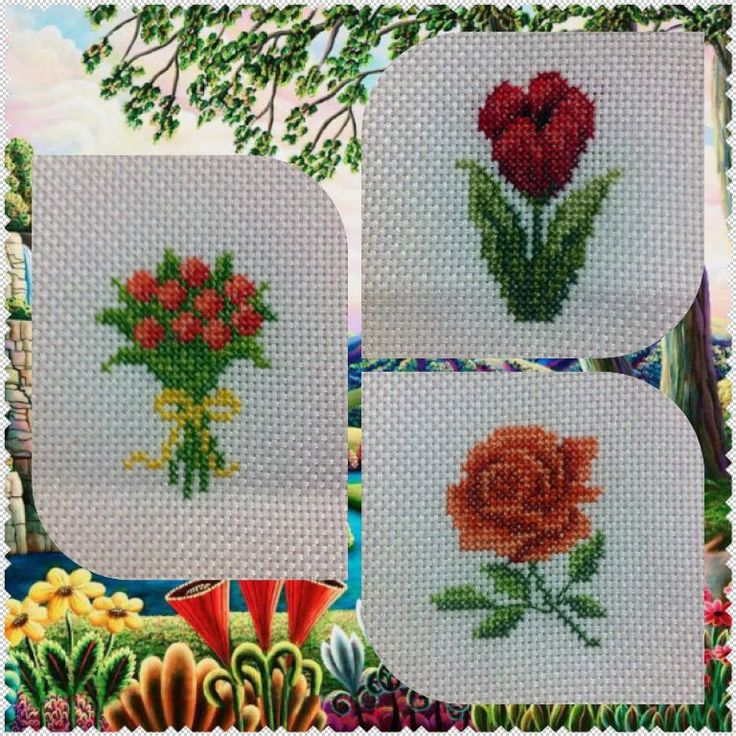Follow me on instagram : kanavicelerim #kanaviçe #kanaviçekolye #crossstitch #handmade