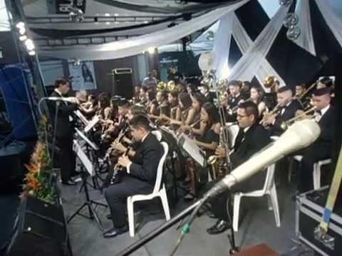 ♣ Banda Santa Cecilia -San Pedro Valle- Julio 1  de 2017.