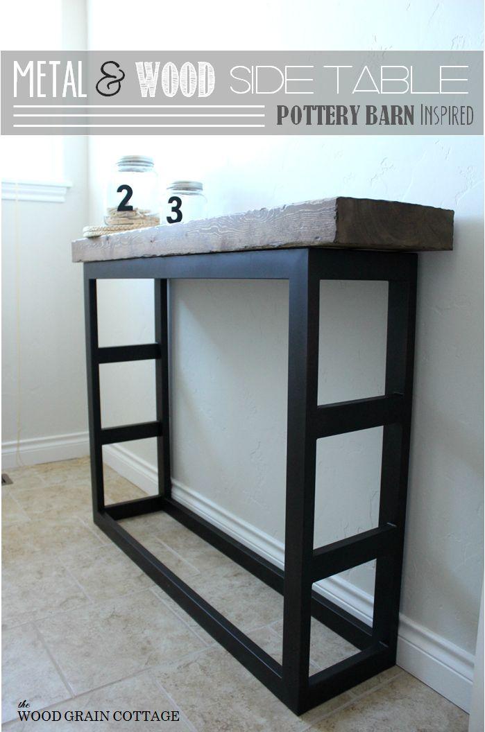 diy metal furniture. 241 Best Wood Metal Furniture Images On Pinterest   Home Ideas, Salvaged And Good Ideas Diy N