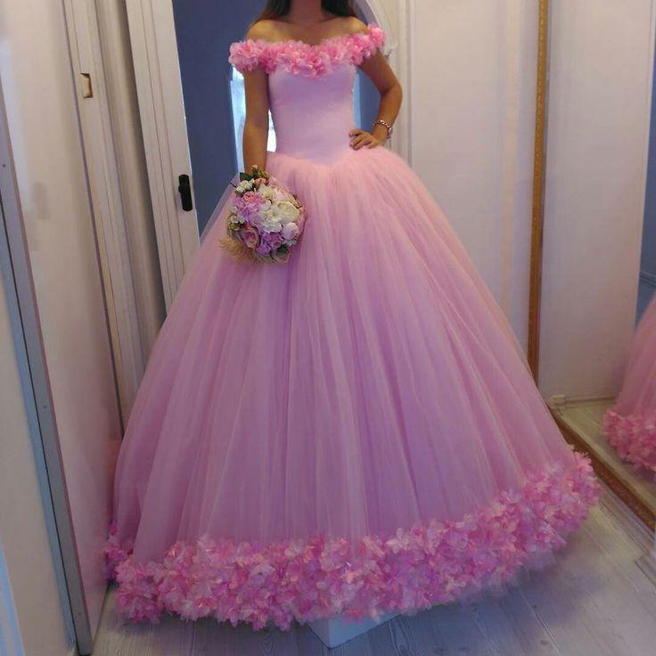 Mejores 64 imágenes de ღ Quinceanera Dress en Pinterest ...